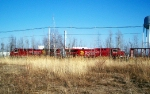 CP/D&H train 253 waits at CPC-191 before heading into Canada